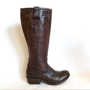 Authentic Frye Leather Boots